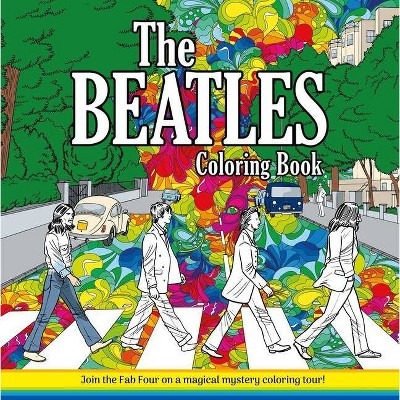 The Beatles Coloring Book - By Igloobooks (paperback) : Target