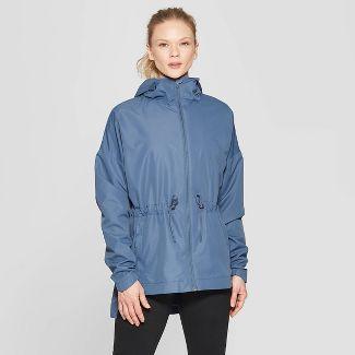 Women's Anorak Jacket - C9 Champion® Grey Blue XS