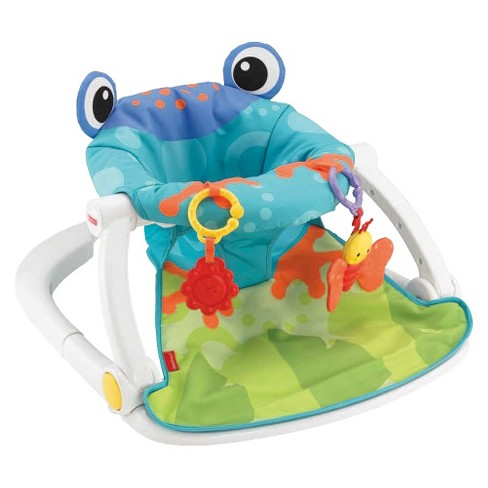 Marvelous Fisher Price Sit Me Up Floor Seat Squirreltailoven Fun Painted Chair Ideas Images Squirreltailovenorg