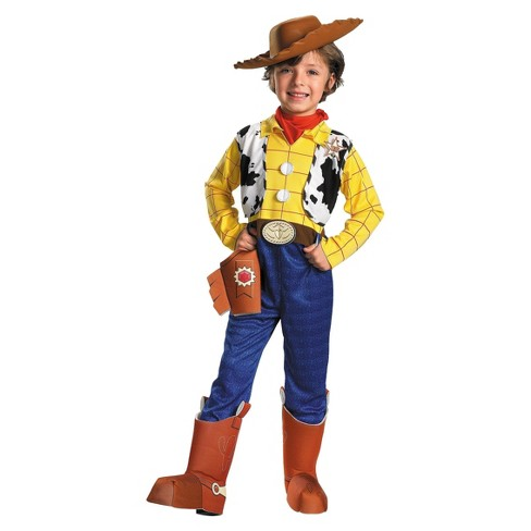 Disney Toy Story Boys' Woody Deluxe Costume - image 1 of 1