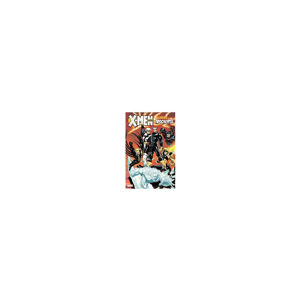 X-Men Age of Apocalypse 1 : Alpha (Paperback) (Scott Lobdell)