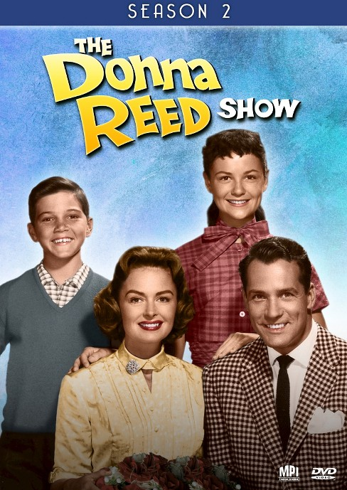 Donna reed show:Season 2 (DVD) - image 1 of 1