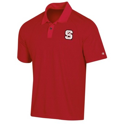 NCAA NC State Wolfpack Men's Polo Shirt