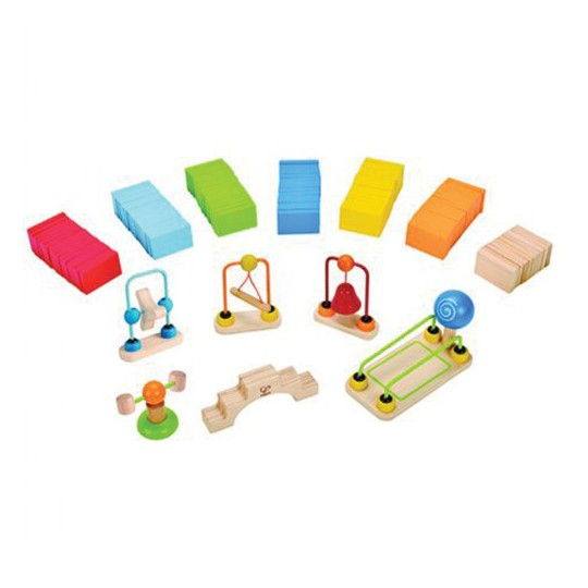 Dynamo Dominoes Construction Set - 107 Pc image number null