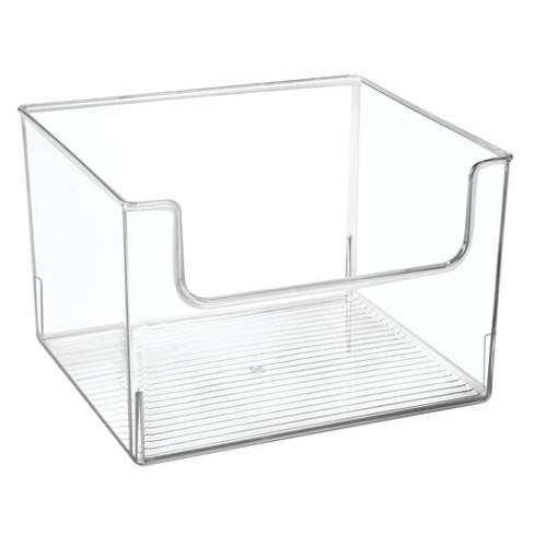 mDesign Plastic Food Storage Organizer Bin for Kitchen - image 1 of 4