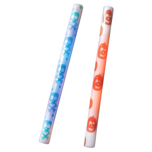 2ct Halloween Glow Sticks - Hyde and Eek! Boutique™ - image 1 of 2