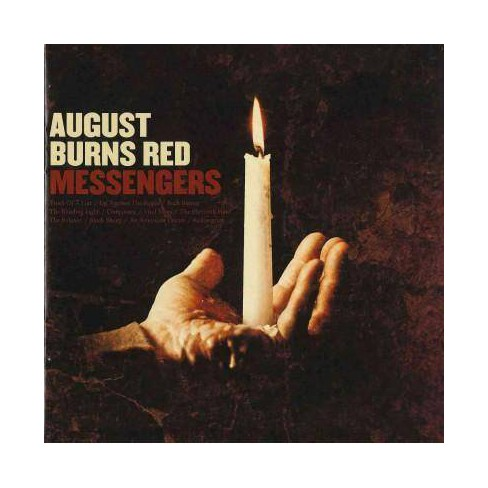August Burns Red - Messengers (CD) - image 1 of 1