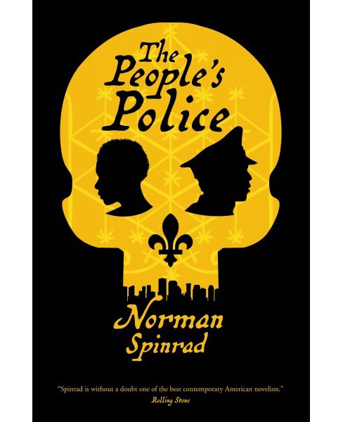 People's Police (Hardcover) (Norman Spinrad) - image 1 of 1