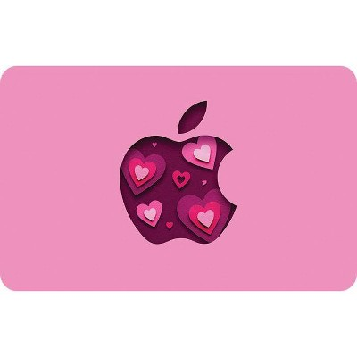 App Store & iTunes Hearts Gift Card $50 (Email Delivery)
