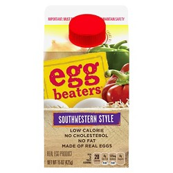 Egg Beaters Southwestern Egg Substitute - 15oz