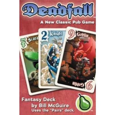 Deadfall Board Game
