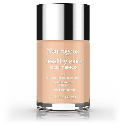 Neutrogena Healthy Skin Liquid Makeup Foundation Tan Shades - 1oz - image 1 of 4