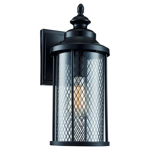 Bel Air Lighting Outdoor Wall Light Black - image 1 of 1