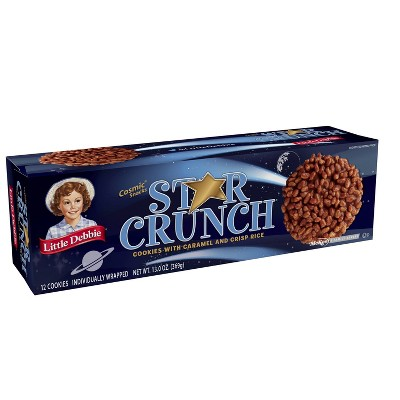 Little Debbie Star Crunch Crisp Snacks - 12pk/13oz