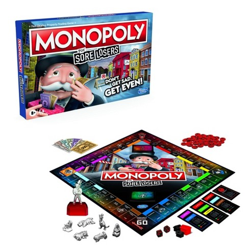 Monopoly For Sore Losers Game - image 1 of 4