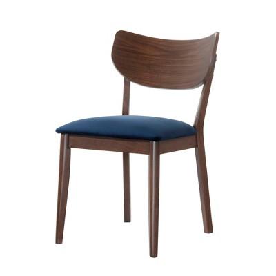 Rosie Side Chair Set Navy Blue   Picket House Furnishings : Target
