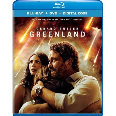 Greenland (Blu-ray + DVD + Digital)