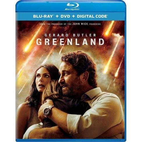 Greenland (Blu-ray + DVD + Digital) - image 1 of 1