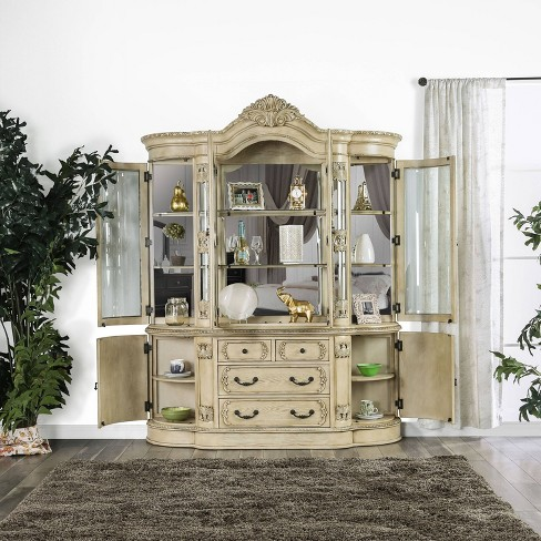 Iohomes Mericle Traditional Hutch And Buffet Set - HOMES: Inside + Out - image 1 of 4