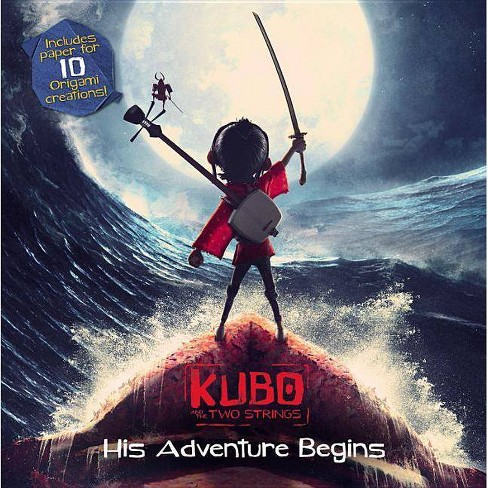 Kubo and the Two Strings: His Adventure Begins - by  Lucy Rosen (Paperback) - image 1 of 1