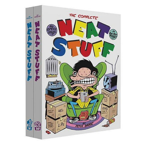 The Complete Neat Stuff - by  Peter Bagge (Hardcover) - image 1 of 1