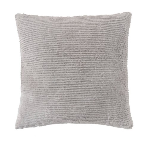 Ribbed Plush Pillow - Room Essentials™ - image 1 of 2