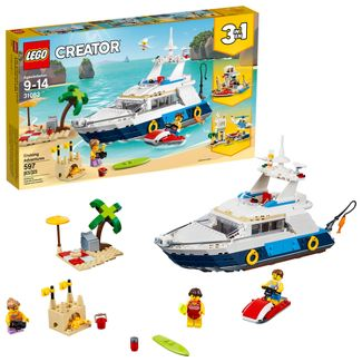 LEGO Creator Cruising Adventures 31083