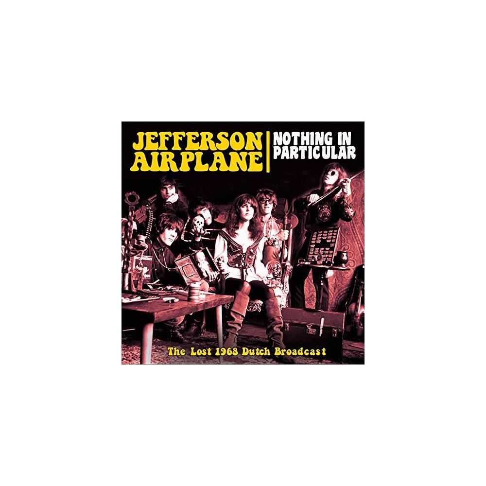 Jefferson Airplane - Nothing In Particular (CD)