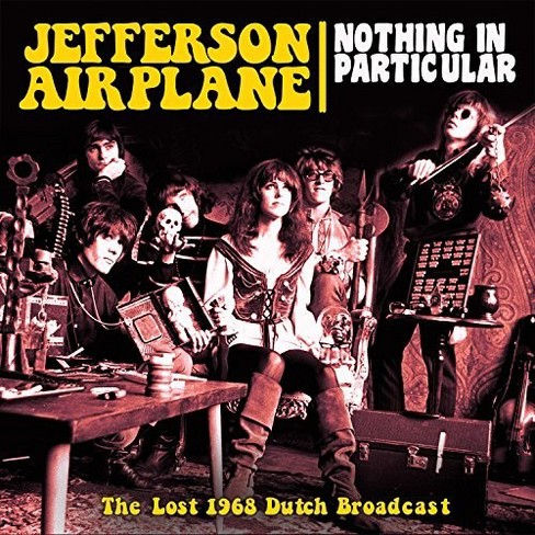Jefferson Airplane - Nothing In Particular (CD) - image 1 of 1
