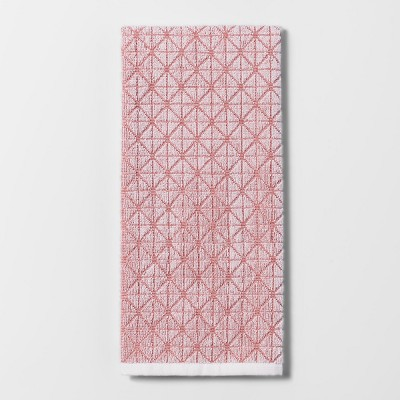 Red Sculpted Terry Kitchen Towel - Project 62™