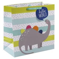 Square Dino Cub Gift Bag - Spritz™