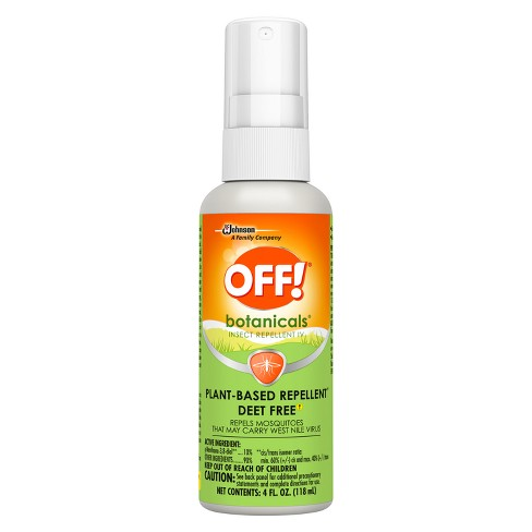 OFF! Botanicals 4oz Insect Repellent - image 1 of 4