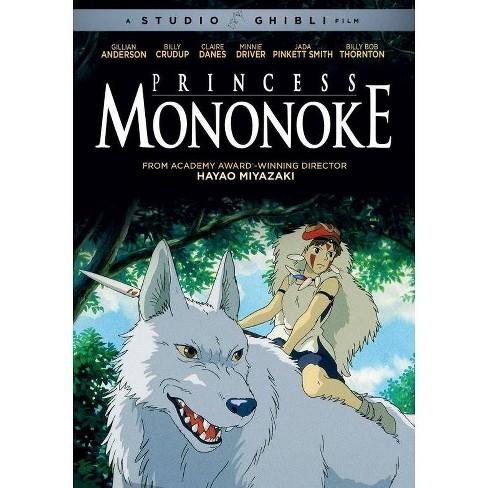 Princess Mononoke Dvd Target