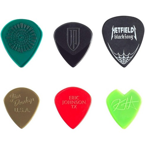 Dunlop PVP111 Pick Artist Variety 6 Pack - image 1 of 2