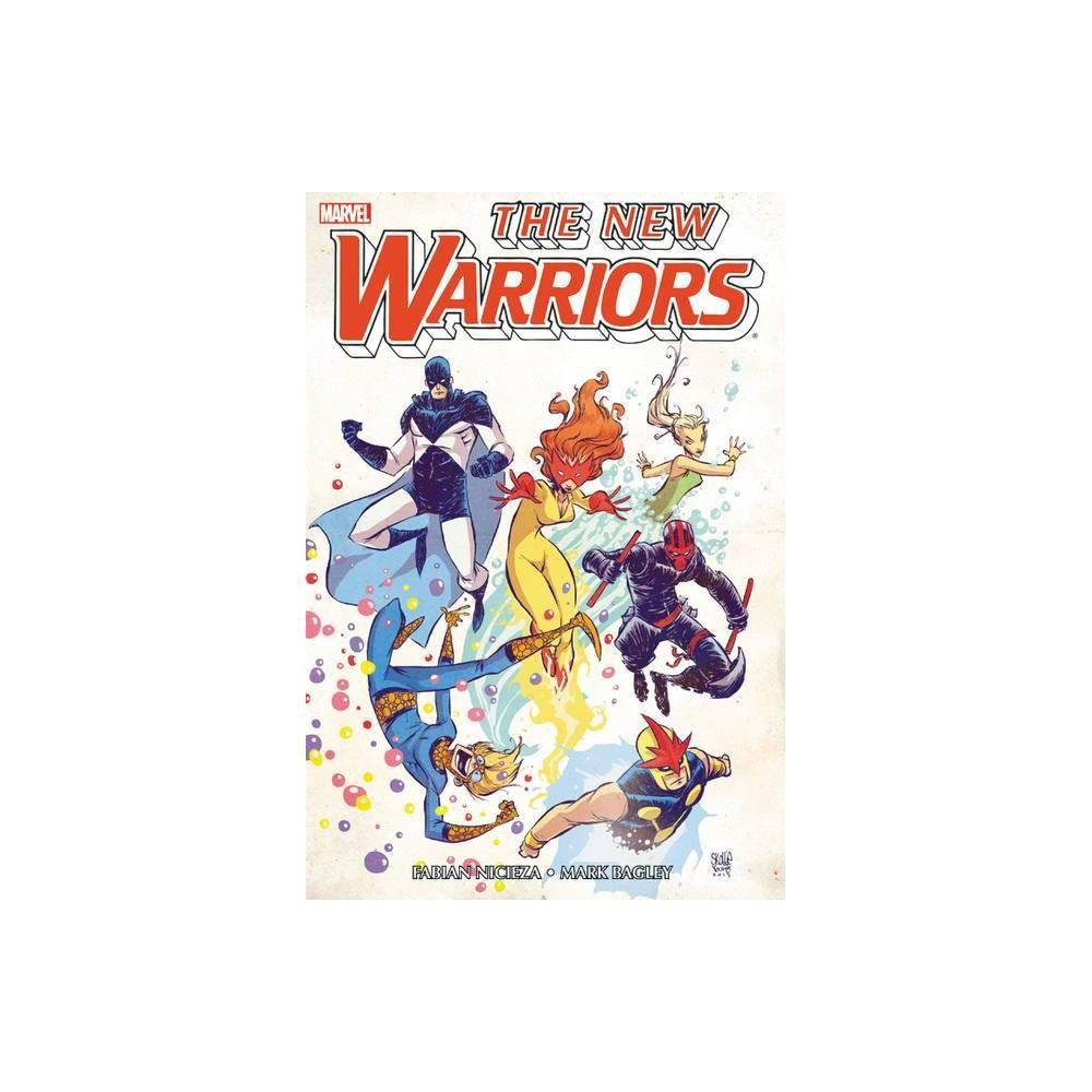 New Warriors Classic Omnibus Vol 1 By Fabian Nicieza Tom Defalco David Micheline Hardcover