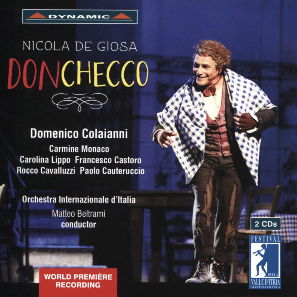 Domenico Colaianni - De Giosa:Don Checco (CD)