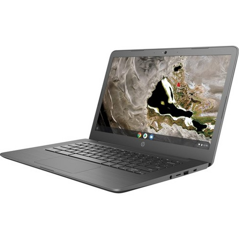 Hp Chromebook 14a G5 14 Touchscreen Laptop Amd A4 9120c 4gb Ram 32gb Emmc Chalkboard Gray Amd A Series A4 9120c Dual Core Amd Radeon R4 Graphics Target