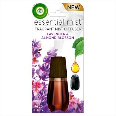 Air Wick Essential Mist Lavender & Almond Blossom Air Freshener Refill - 0.67oz