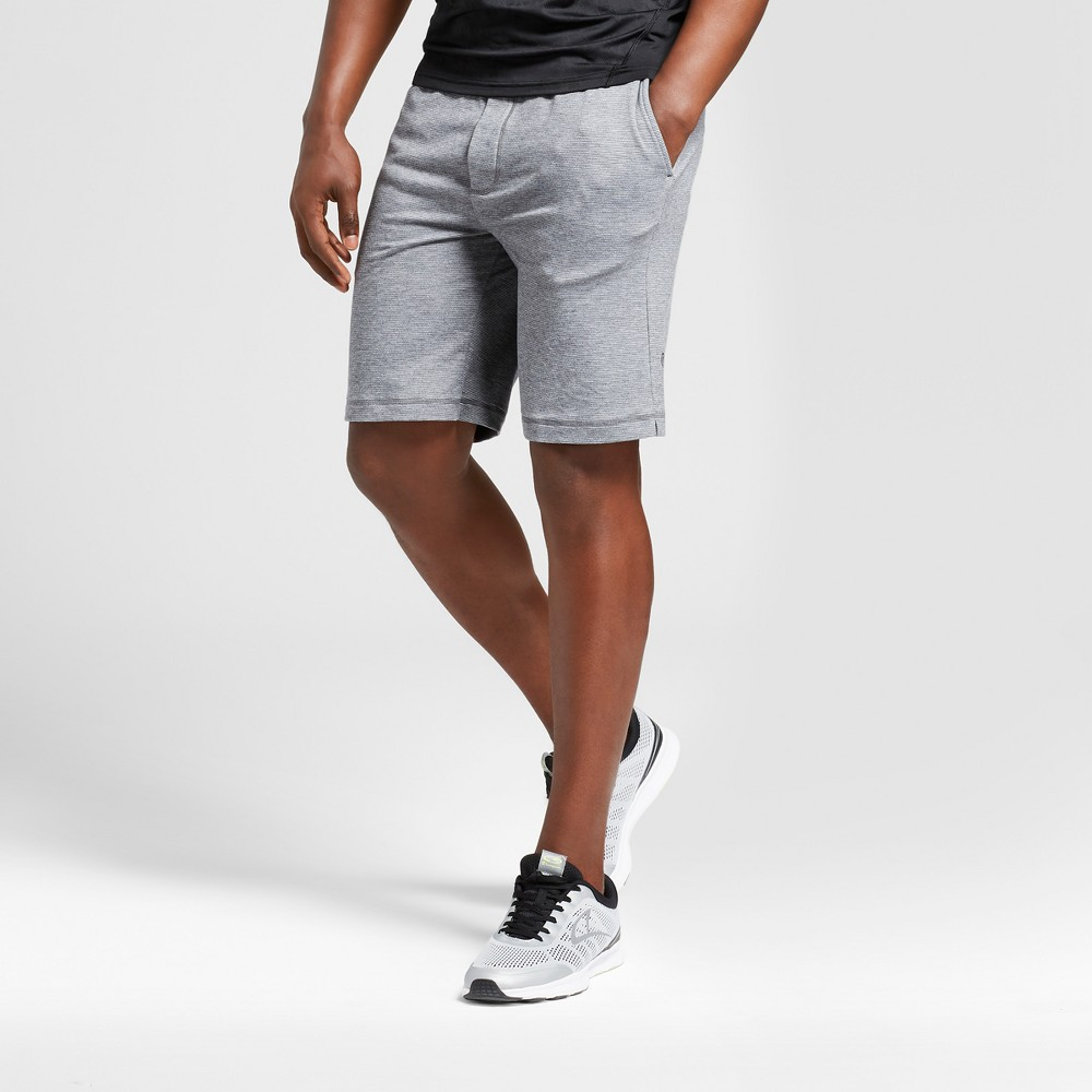 Men's Soft Touch Shorts - C9 Champion Forged Steel Gray Heather S
