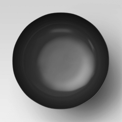147oz Plastic Serving Bowl Gray - Made By Design™
