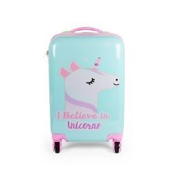 """20"""" Kids Hardside Suitcase - Unicorn"""