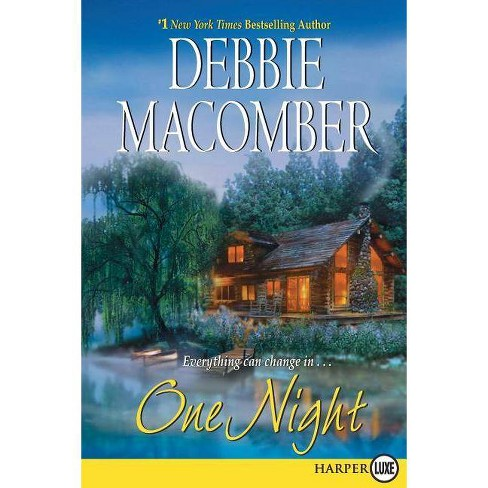 One Night - by  Debbie Macomber (Paperback) - image 1 of 1