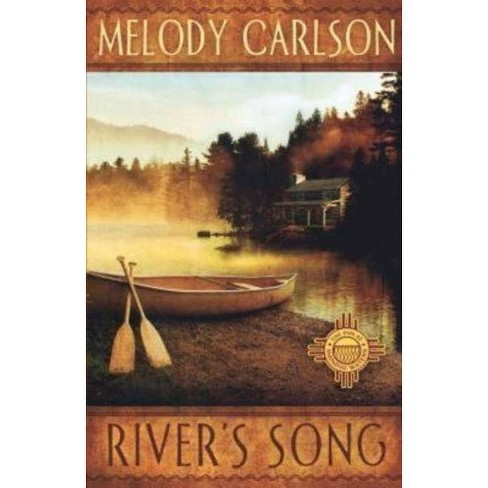 River's Song - (Inn at Shining Waters) by  Melody Carlson (Paperback) - image 1 of 1