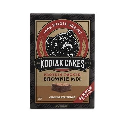 Baking Mixes: Kodiak Cakes Protein-Packed Brownie Mix