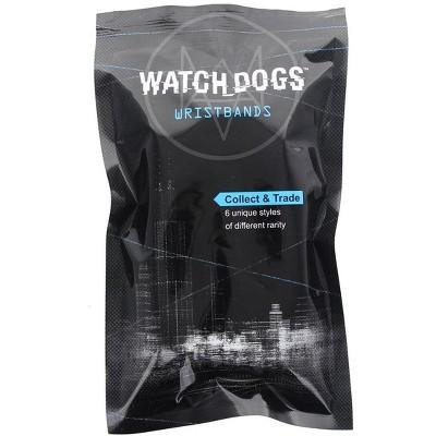 Gaya Entertainment Watch Dogs Blind Bag Rubber Wristband Assortment, One Random