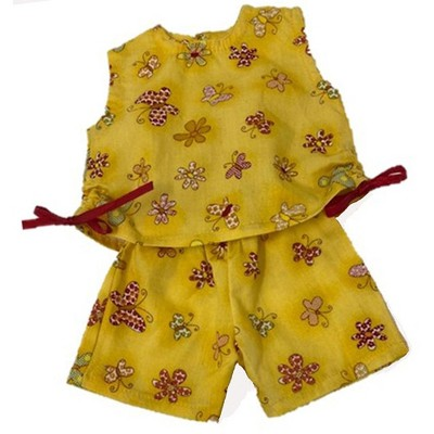 Doll Clothes Superstore Butterfly Shorts Fits 18 Inch Girl Dolls Like American Girl Our Generation Girl My Life Dolls