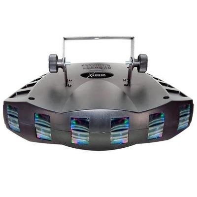Chauvet DJ DERBY X 90-LED DMX-512 Strobe Light Effect (Manufacturer Refurbished)
