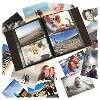 """Map Photo Album - Holds Two 4""""x6"""" Photos per Page - image 3 of 3"""