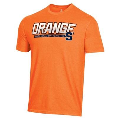 NCAA Syracuse Orange Men's Short Sleeve T-Shirt