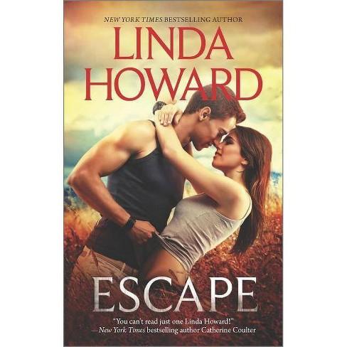Escape - by  Linda Howard (Paperback) - image 1 of 1